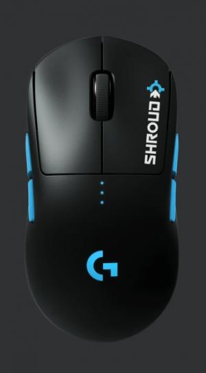 Logitech G Pro Wireless SHROUD Edition