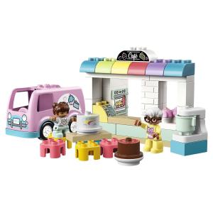 Конструктор LEGO DUPLO Town Пекарня 10928