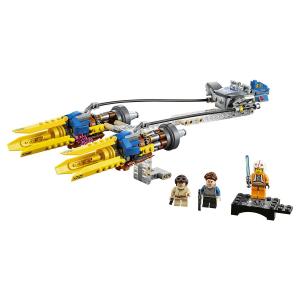 Конструктор LEGO Star Wars Гоночный под Энакина выпуск к 20-летнему юбилею