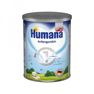 Смесь Humana Platin 1-начальное питание 350 гр