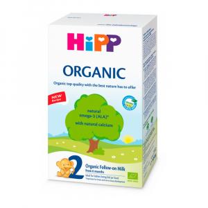 Сухая молочная смесь HiPP Organic 2 300 гр
