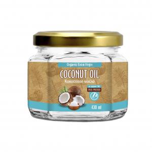 Кокосовое масло Organic Extra Virgin