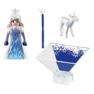 Набор Playmobil Принцесса с ледяным кристаллом