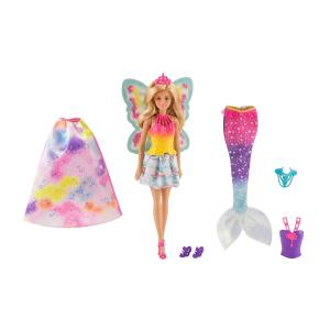 Кукла Barbie Dreamtopia Fairytale dress up set