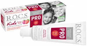 Зубная пастаR.O.C.S. PRO. Kids Лесные Ягоды45 гр