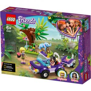 Lego Конструктор Джунгли: спасение слонёнка