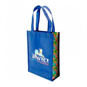 Фирменная сумка-шоппер