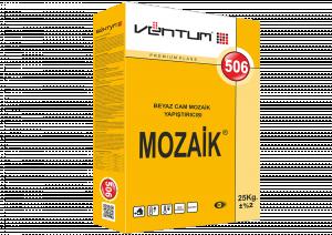 VENTUM Белый стекольно мозаичный клей- MOZAIK - 506 упак.25кг