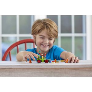 Конструктор LEGO 4+ Вуди на машине 10766