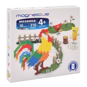 Мозаика-магнитная Magneticus Петух 316 элементов