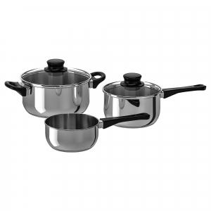 ANNONS набор кухонной посуды, 3 предметa (арт. 90207402)