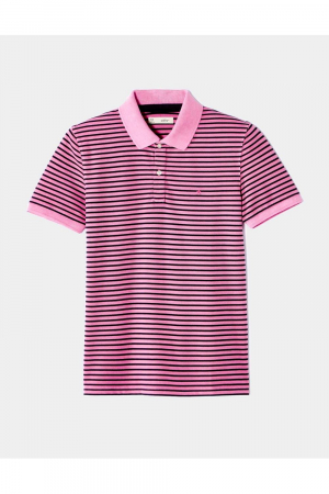 Polo pinstripes