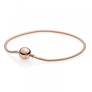 ESSENCE COLLECTION snake chain in PANDORA Rose