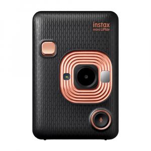 Фотоаппарат FUJIFILM instax mini LiPlay black моментальная печать