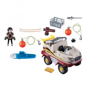 Набор Playmobil Грузовик-амфибия