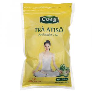 Черный чай с артишоком Atiso 365 Daily Tea Cozy, 100 пакетиков