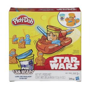 Набор для лепки Play-Doh Star Wars