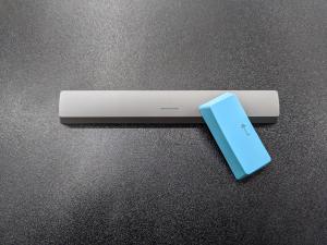 Keycaps 100% PBT Grey Blue