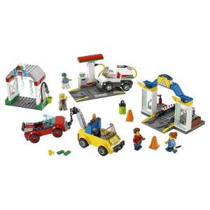 Конструктор LEGO City Town Автостоянка 60232