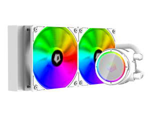 ID-Cooling ZOOMFLOW 240X SNOW ARGB