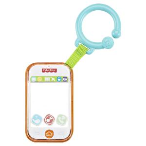 Развивающая игрушка Fisher Price Музыкальный смартфон DFP50