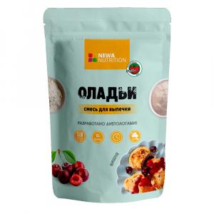 Смесь сухая NEWA NUTRITION  для выпечки оладий со вкусом вишни 200гр