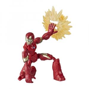 Фигурка Avengers Bend and Flex Iron Man