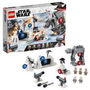 """Конструктор LEGO STAR WARS Боевые действия Защита базы """"Эхо"""" (75241)"""