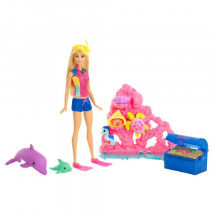 Набор Barbie Сокровища океана