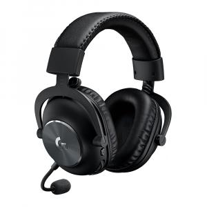 Беспроводные наушники Logitech G PRO X Wireless, черные
