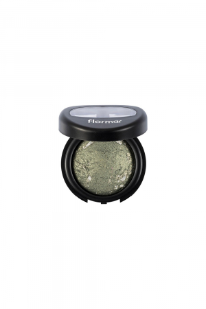 DIAMONDS BAKED EYESHADOW D07 Olive glam