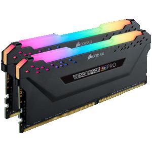 Corsar Vengeance RGB Pro 16Gb 2X8  3600Mhz 18-22-22-42