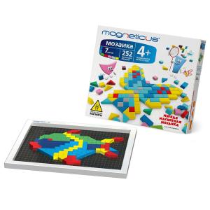 Мозаика-магнитная Magneticus 252 элементов