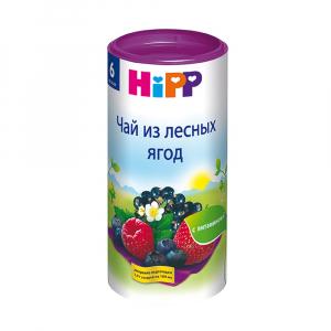 Чай Hipp из лесных ягод 200 гр