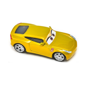 Машинка Cars Тачки 3 Круз Рамирез Двойной Рансбург базовая FLM16