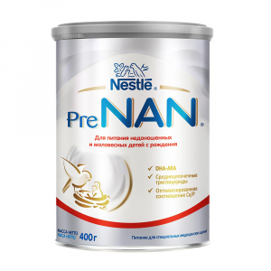 Молочная смесь PreNAN 400 гр