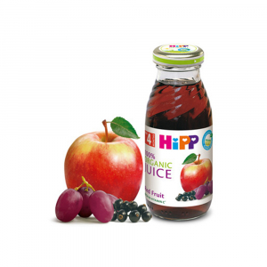 Сок HiPP из красных фруктов 200 мл