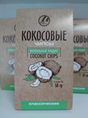 Кокосовые чипсы без добавок