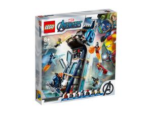 Конструктор LEGO Super Heroes Битва за башню Мстителей