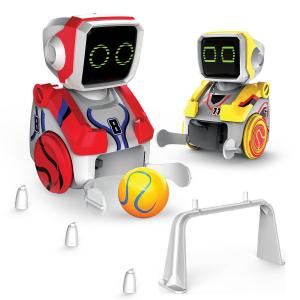Игрушка робот Silverlit Kickabot Футболист