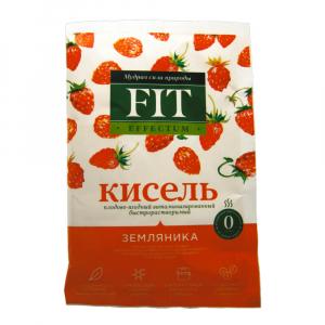 Кисель FitEffectum Земляника пакет-саше 30гр