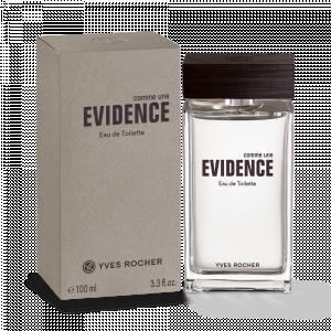 Туалетная Вода «Evidence homme», 100 мл