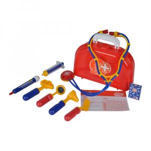 Набор доктора Simba в красном чемоданчике