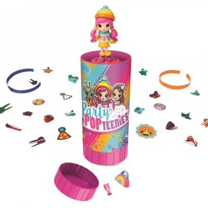Набор игровой Spin Master Party Popteenies хлопушка-сюрприз