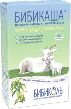 БИБИКАША кукурузная 200 гр.(с 5)