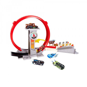 Набор Cars Тачки 3 Rocket racing super loop