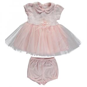 Платье с шортами (LITTLE ROSE)
