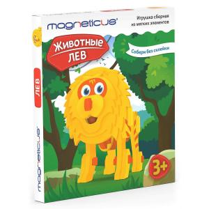Игрушка Magneticus Животные-Лев
