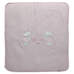 Одеяло с подкладом (MY FRIEND RABBIT)