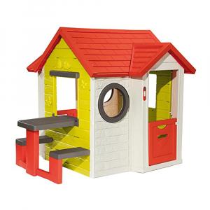 Игровой домик Smoby со столом и звонком